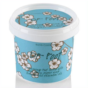Dr Foot Moisturising Foot Refreshing Foot Scrub