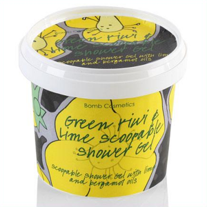 Green Kiwi & Lime Scoopable Shower Gel 340ml