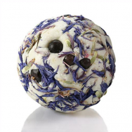 Cornflower & Juniper Berry Bath Creamer 30g