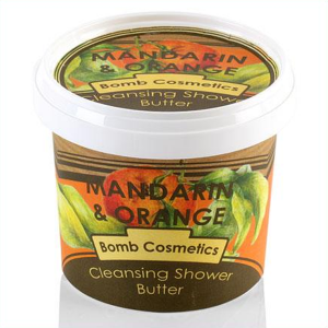 Mandarin & Blood Orange Cleansing Shower Butter 275g